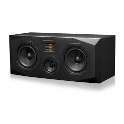 Emotiva Audio Surround C1 Center Channel Home Speaker Set of 1 Black