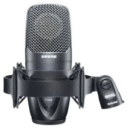 Shure PG42USB Side Address Condenser Microphone for USB