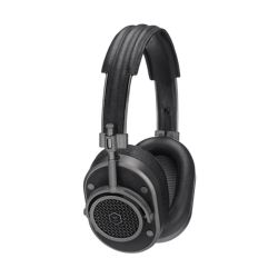 Master & Dynamic MH40 Over Ear Headphones / Gun Metal