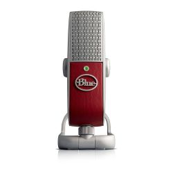 Blue Microphones Raspberry USB Microphone for Mobile and PC, Mac, iPhone and iPad
