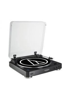 Audio Technica AT-LP60BK-BT Wireless Turntable