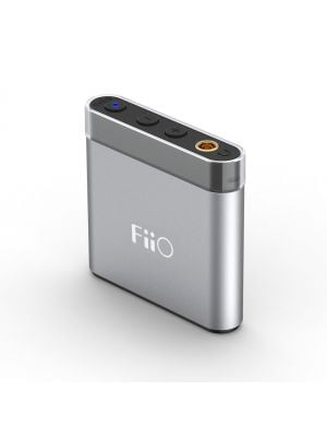 FiiO A1 Silver Portable Headphone Amplifier