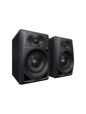 Pioneer DJ DM-40 Active Monitor Speakers Black Pair