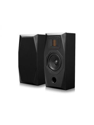 Emotiva Audio E1 Surround Home Speaker Pair Black