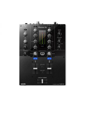 Pioneer DJ DJM-S3 Two-Channel Mixer for Serato DJ