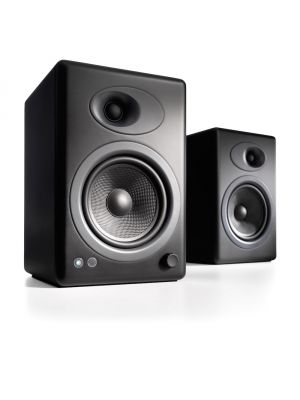 Audioengine A5+ Powered Desktop Speakers (Black)