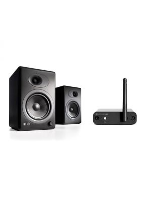 Audioengine A5+ Powered Speakers and B1 Bluetooth Receiver Bundle