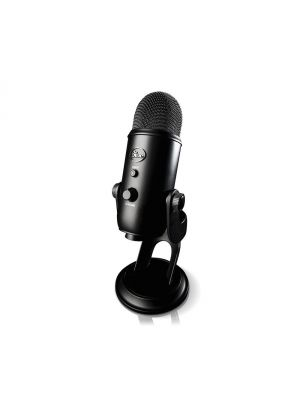 Blue Microphones Yeti Microphone Blackout
