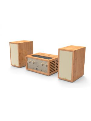 IFI-Audio Retro Stereo 50 full system / With Speakers
