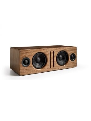 Audioengine B2 Premium Bluetooth Speaker Walnut