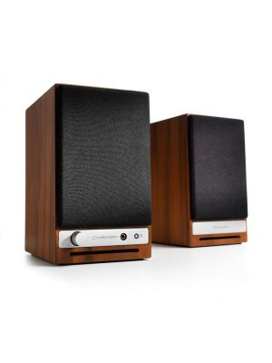 Audioengine HD3 Powered Speakers Walnut