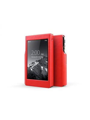 FiiO LC-FX5321 X5 3rd gen Case Red