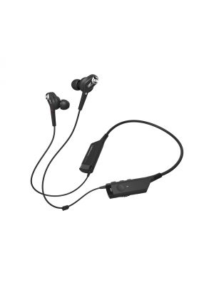 Audio Technica ATH-ANC40BT active Noise-Cancelling Wireless in- Earphones