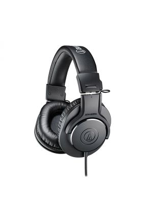 Audio Technica ATH-M20X Studio Monitor Headphones
