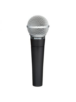 Shure SM58 LCE  Legendary Vocal Microphone