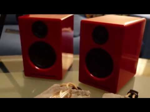 Audioengine A2+ Powered premium Desktop Speakers Review