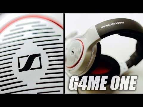 Sennheiser GAME ONE Headset Review
