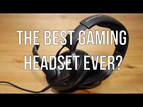 Sennheiser G4ME ONE Headset FULL REVIEW! Everything you need to know.