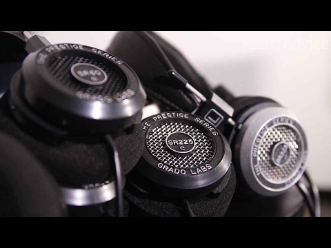 Grado Prestige Series Headphone Comparison (SR60e, SR80e, SR125e, SR225e, SR325e)