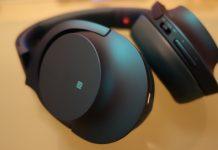 Sony H.ear MDR100ABN