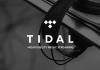 خدمة البث الموسيقى Tidal