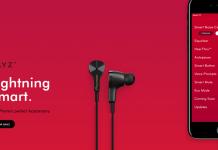 Pioneer Rayz headphones
