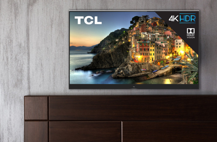 اختيار حجم التلفاز