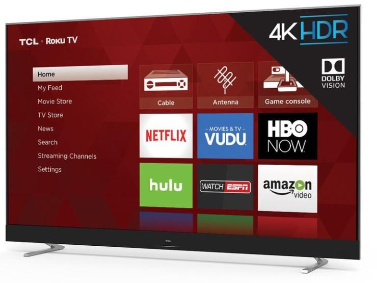 تلفاز 4k يدعم تقنيات المستقبل