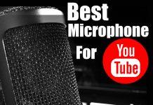 افضل ميكروفون لليوتيوب