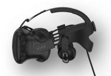 شريط نظارة HTC VIVE audio strap