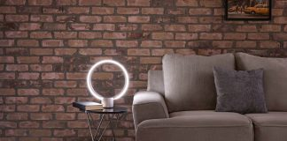مصباح ذكي من شركة سول - Sol C by CG lamp