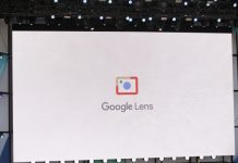تقنية جوجل لينس الجديدة من جوجل