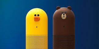 مكبرات الصوت الذكية من لاين