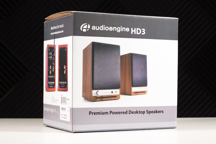 مواصفات سماعات سبيكر Audioengine HD3 - مكبرات صوت اوديو انجن