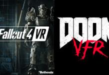 DOOM 4 VFR Fallout 4 VR