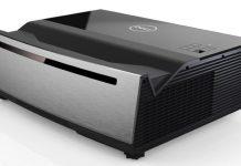 بروجكتور Dell Advanced 4K Laser Projector