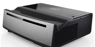 بروجكتور Dell Advanced 4K Laser Projector