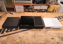 Xstation PS4 Xbox One mod