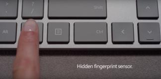 لوحة مفاتيح عصرية من مايكروسوفت