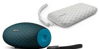 مكبرات الصوت المحمولة الجديدة من فيليبس