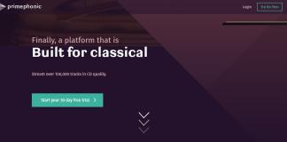 برايم فونيك خدمة الموسيقى الكلاسيكية