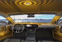 تقنية تحويل كل أجزاء سيارتك الى مكبر صوت