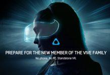 HTC Vive Focus headset