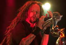 Jonathan Davis Korn video games