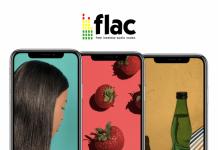 دعم ملفات FLAC للدقة العالية في هواتف iPhone X و 8 و 7