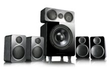 Wharfedale DX-2 subwoofer