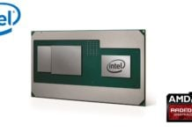 Intel AMD Radeon CPU laptop Core i 8th gen