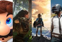 Game Awards 2017 nominees