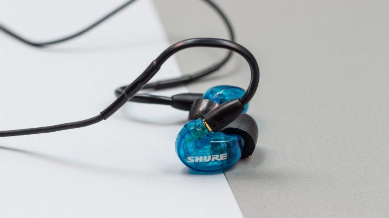 Shure SE215 Wireless