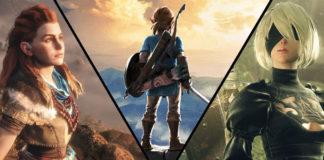 Best Games 2017 أفضل ألعاب 2017